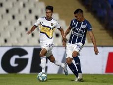 Boca Juniors goleó por 1-4 a Godoy Cruz. BocaJuniors