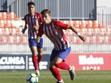 El Atleti pone un pie en la final. AtléticoDeMadrid
