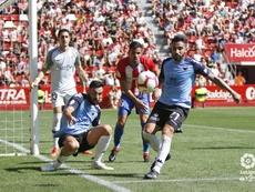 El Extremadura pierde a Borja García. LaLiga