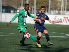 El Valencia Mestalla necesita ganar. ValenciaCF