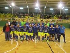 El Gran Canaria FS ganó al Elche. GranCanariaFS