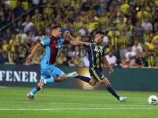 El Trabzonspor baja de las nubes al Fenerbahçe. FenerbahçeSK