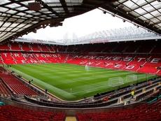 El United no está en venta. EFE/Archivo