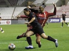 El Atleti Femenino solventó su duelo en Logroño. AtletiFemenino