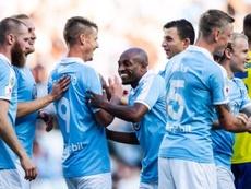 Malmö y Dinamo Tbilisi se dan un festín en una jornada maratoniana. Malmö