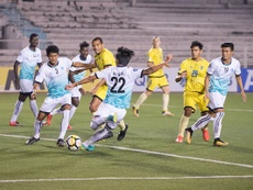 El Global Cefu se impuso al Yangon United. Twitter/GlobalCebuFC