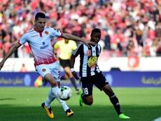 El Mazembe ganó 8-0. AFP