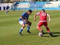 El Murcia ganó en Melilla. UDMelilla