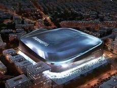 Más tiempo para poner en marcha el nuevo Bernabéu. RealMadrid