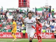 El Sevilla Atlético vence por 2-0 al Murcia. SevillaFC