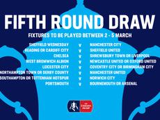 El sorteo de 1/8 de FA Cup: posible Chelsea-Liverpool y United-Rooney. FACup