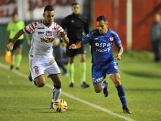 Barracas saca los colores a Unión Santa Fe. CopaArgentina