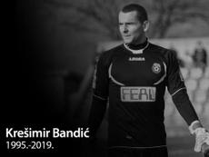 Brandic, una pérdida irreparable para su familia y su club. SirokiBrijeg