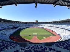 El estadio del Dinamo de Tiflis será clausurado por un episodio racista. AFP