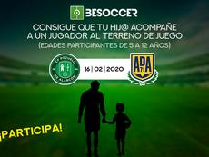 Consigue que tu hij@ acompañe a un jugador en el Pozuelo-Alcorcón B. BeSoccer