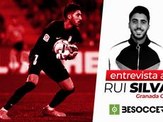 Rui Silva sueña con ser titular en la Selección Portuguesa algún día. BeSoccer/GuillermoMedina