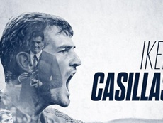 Casillas prolonge son contrat. FCPorto