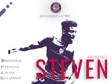 Toulouse se renforce. Twitter/ToulouseFC
