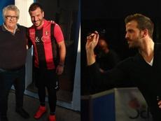 Former Spurs star van der Vaart has a new life away from football. Chiclana/Bet365