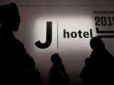 La Juve inaugura un hotel de cuatro estrellas. Juventus