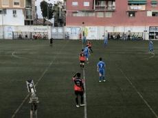 El Palo ganó 3-0. CDElPalo