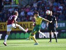 Burnley se impõe com Wood e ganha de 2 a 0 do Norwich City. BurnleyFC
