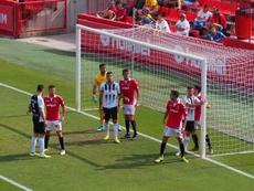Nàstic y Castellón empataron 1-1. CDCastellón