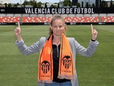 Irene Ferreras se pondrá al frente del Valencia. ValenciaCF