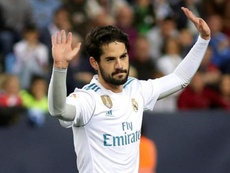 Guardiola y el City van a por Isco. EFE