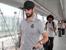 Le faible temps de jeu d'Isco à Madrid. Real Madrid