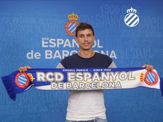 He is in the squad. RCDEspanyol