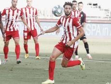 El Almería venció in extremis. LaLiga