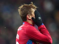 El CSKA no levanta cabeza tampoco en Rusia. PFCCSKA