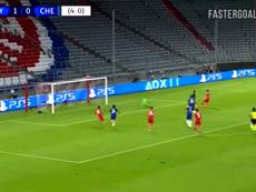 Perisic hizo el segundo del Bayern. Captura/MovistarLigadeCampeones