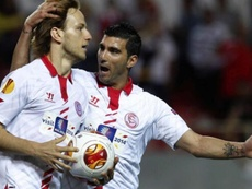 Rakitic would be proud to wear the number 10 shirt for Sevilla. EFE