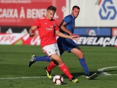 Ivan Saponjic va s'engager en faveur de l'Atlético. SLBenfica