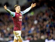 Grealish rescató un punto para el Aston Villa. Twitter/AVFCOfficial
