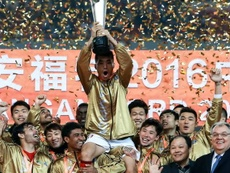 Jackson ha conseguido su primer título en China. Twitter