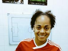 Jade Boho jugará esta temporada en el EdF Logroño. Twitter/BohoSayo