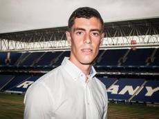 El delantero dejará de ser jugador del Espanyol a partir del 30 de junio. RCDEspanyol