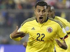 Murillo fue convocado por Colombia. EFE