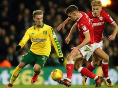 James Maddison in action for Norwich City. Twitter/NorwichCityFC