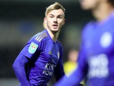El Leicester también sueña en la EFL. LCFC