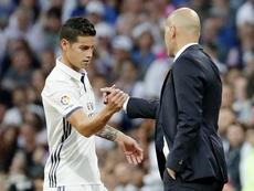 Noticias de rumores y fichajes del Real Madrid. EFE