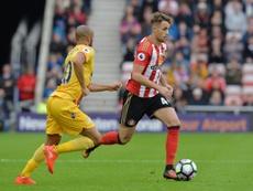 Crystal Palace y Sunderland comparten un mismo objetivo. AFP