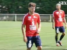 El Brest se hace con un delantero por los próximos dos años. StadeBrestois