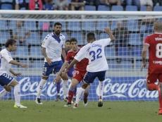 El Tenerife se la juega ante el Alcorcón la próxima semana. ClubDeportivoTenerife