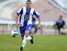 Javi Chica se formó en las categorías inferiores del Espanyol. Twitter/ManuelRCDE