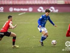 Logroñés y Oviedo empataron. LaLiga