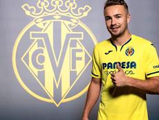 Javier Ontiveros, nuevo jugador del Villarreal para la temporada 19-20 2. VillarrealCF